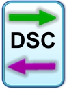 VHF DSC Radio Simulator can send and receive all types of DSC Alerts.
