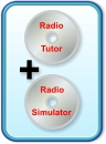 Save money with the bargain pack of VHF Radio Simulator and Tutorial on one CD.