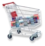 View your items in the shopping cart at Nautical Software.
